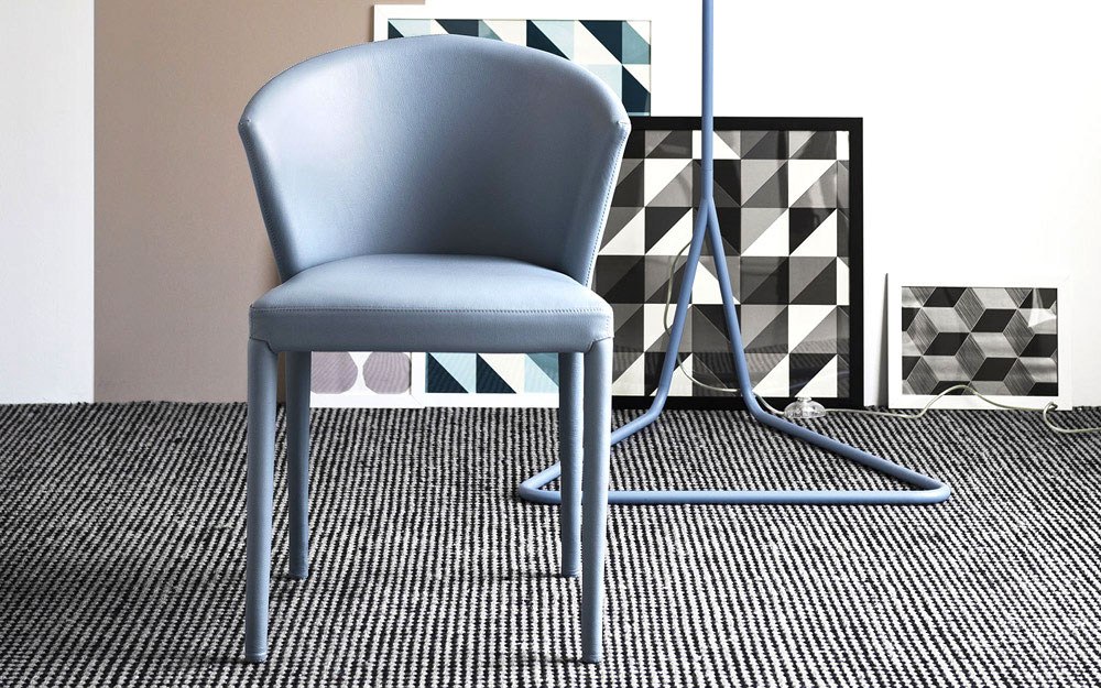 amelie chair by calligaris