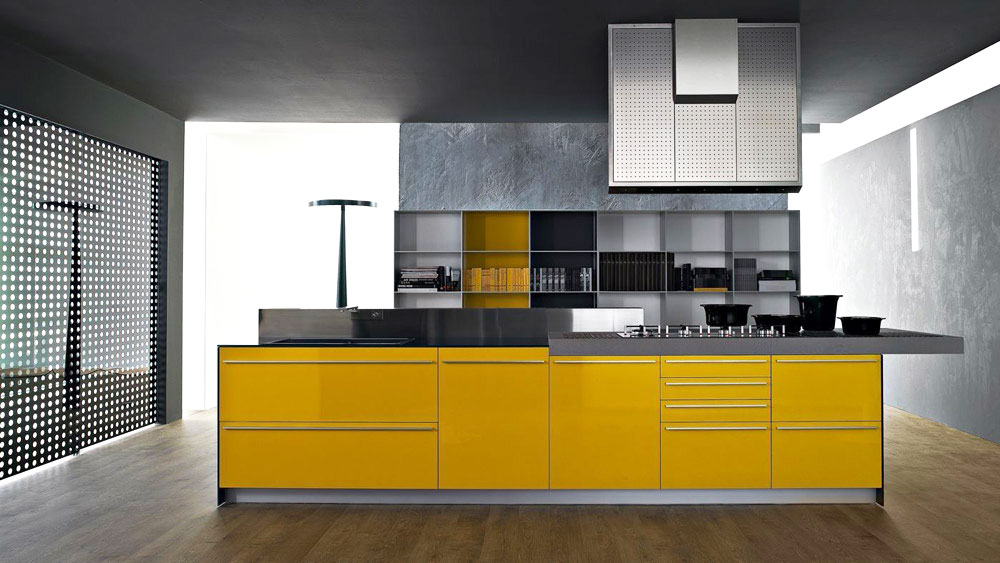 artematica kitchen by valcucine