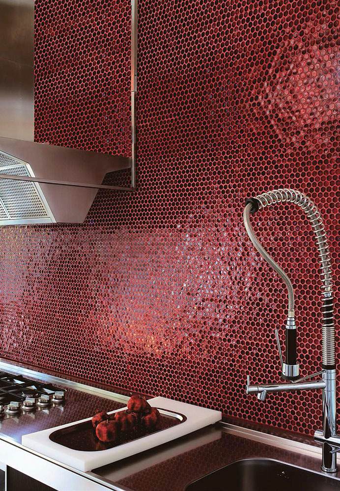 mosaico neoglass barrels by sicis