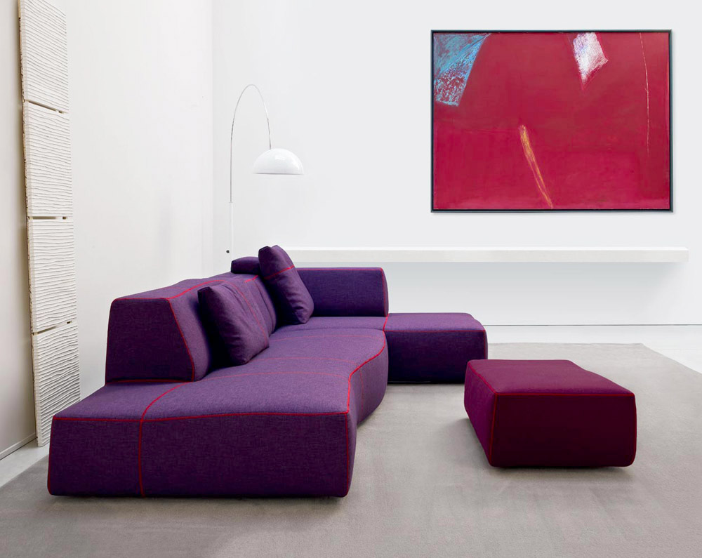 bend-sofa by b&b italia