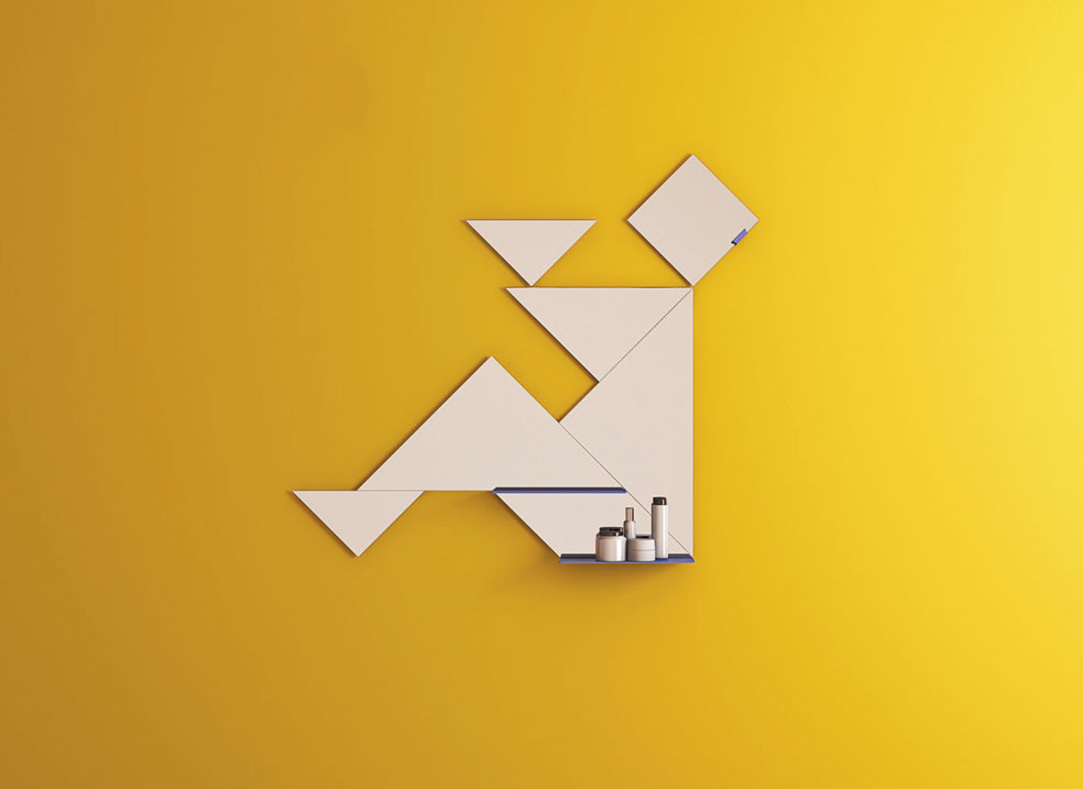 tangram by lago