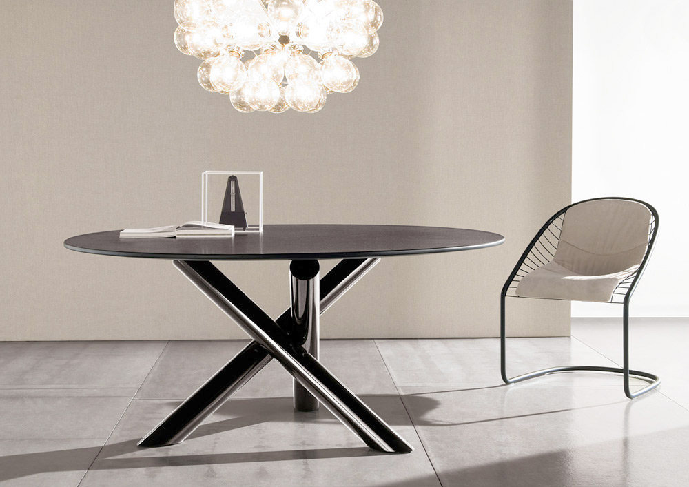 van dyck table minotti