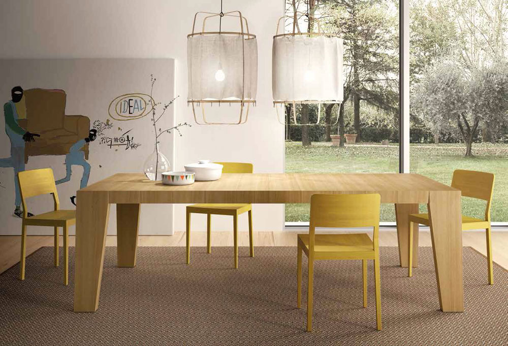 cartagena table by pianca