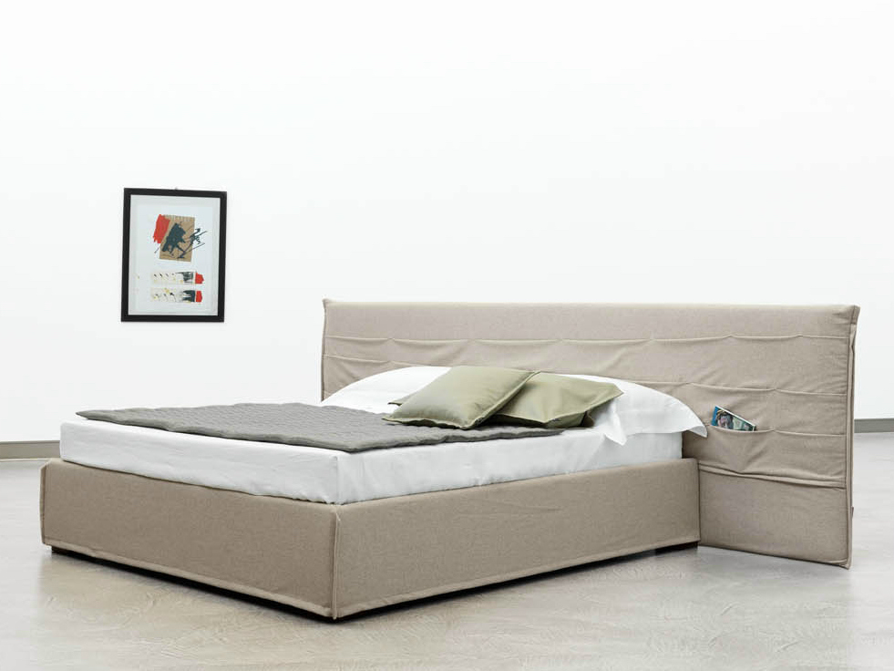 Letto Tasca Large, design Habits Studio, Orizzonti