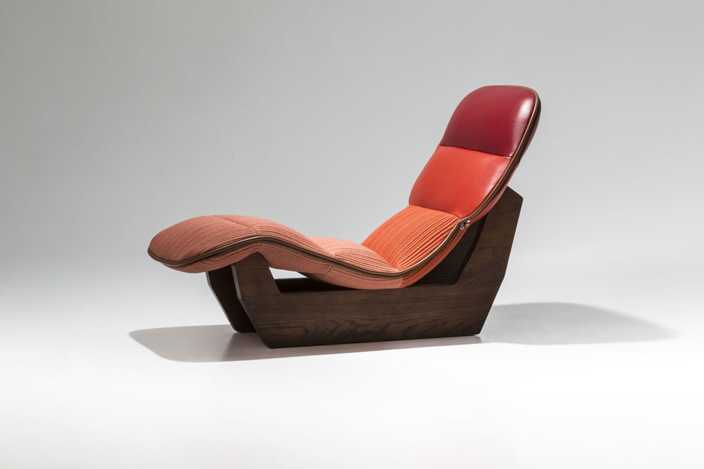 chaise longue lilo by moroso