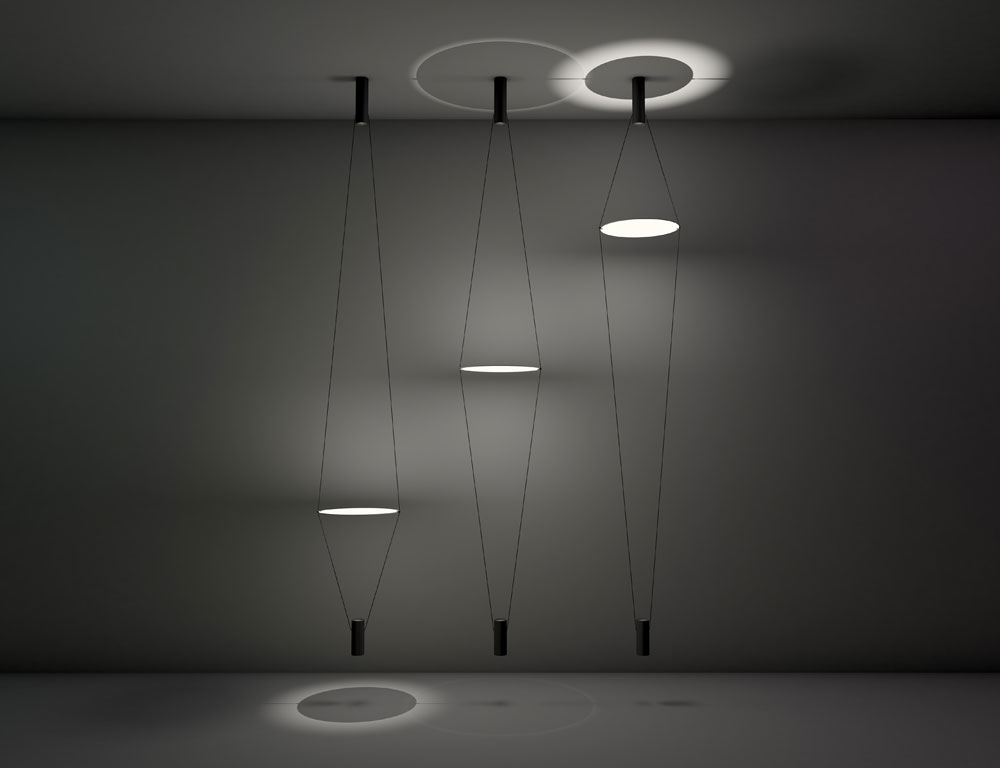 coassiale lamp by martinelli luce