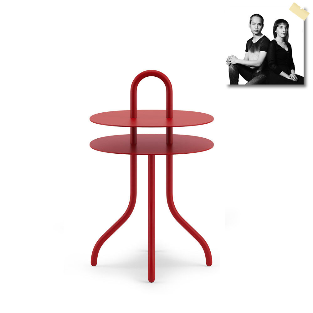 taco small table by cappellini