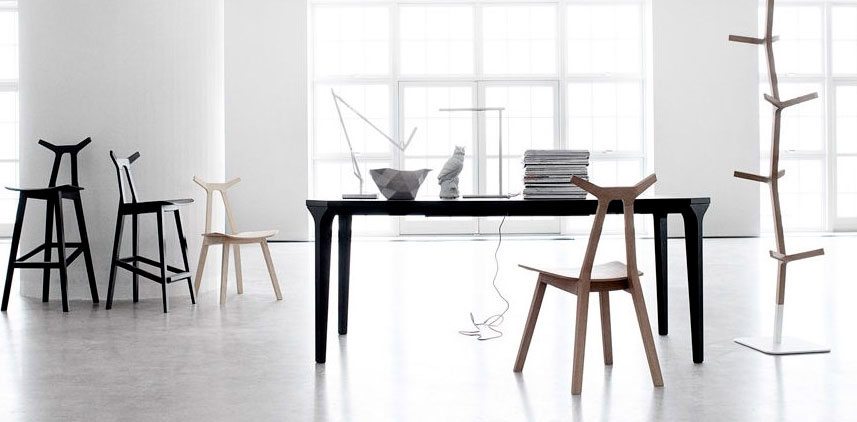 nara chair by fredericia