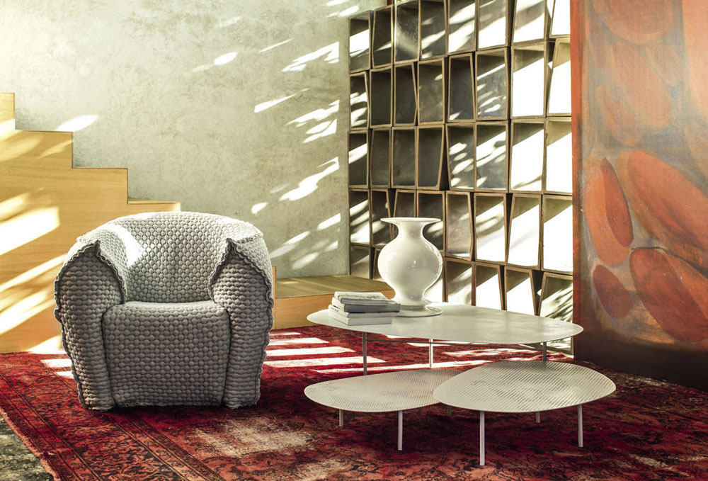 panna chair by moroso