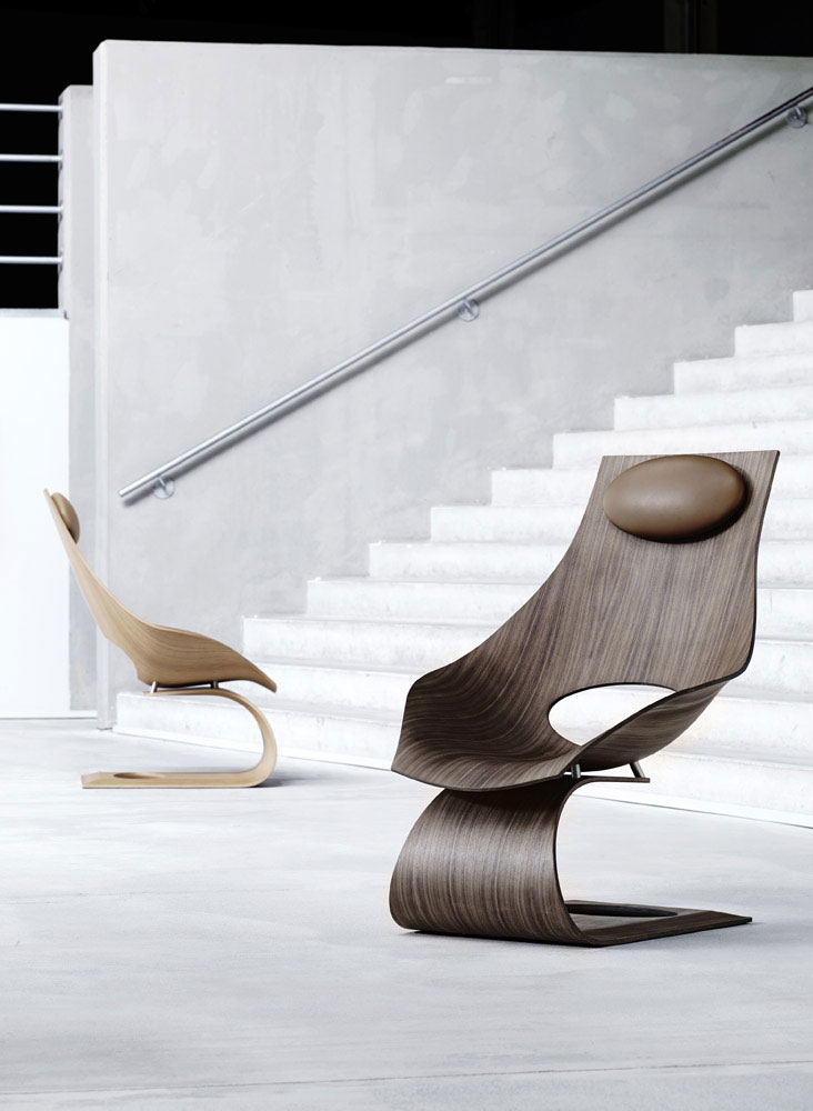 ta001 armchair by carl hansen e son