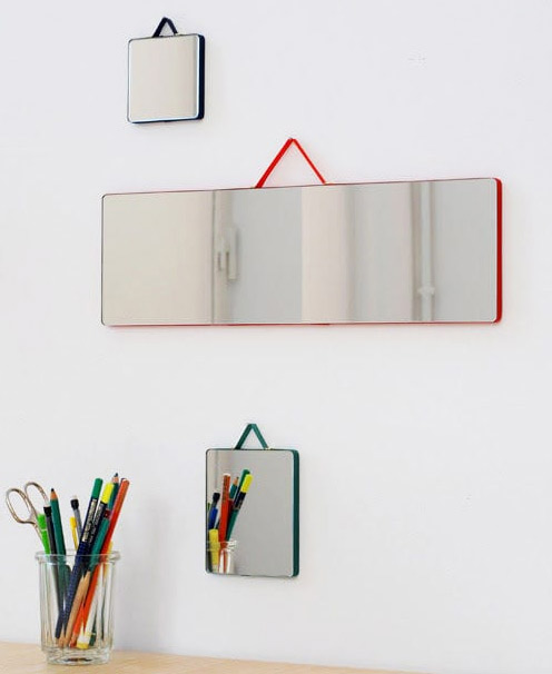 ruban mirrors by hay
