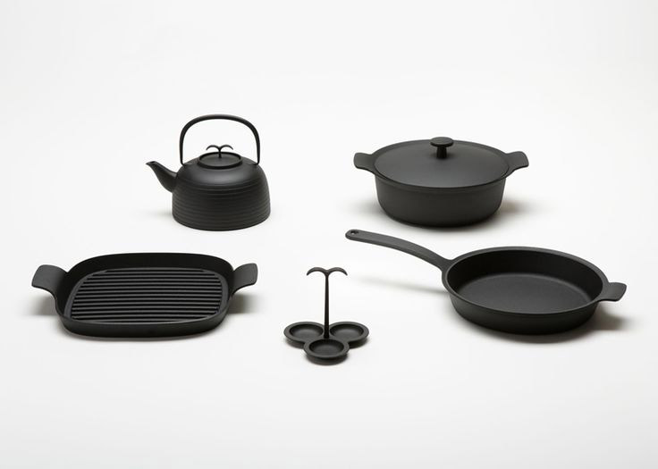 Cast Iron Crockery, Oigen, 2012
