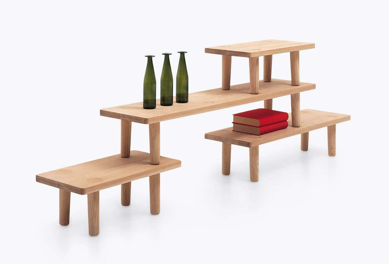 Module Small Tables, Cappellini, 2006