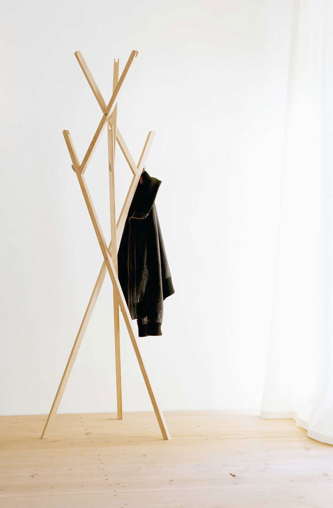hut ab coat stand by moormann