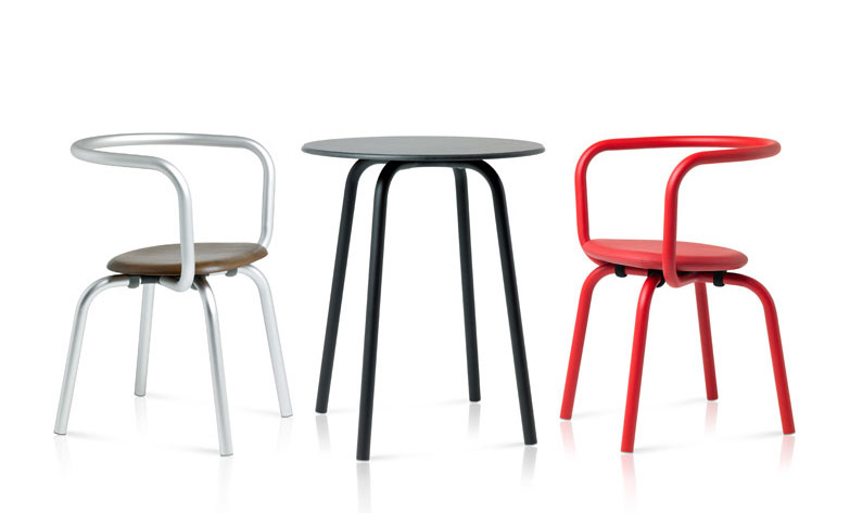 collezione parrish by emeco