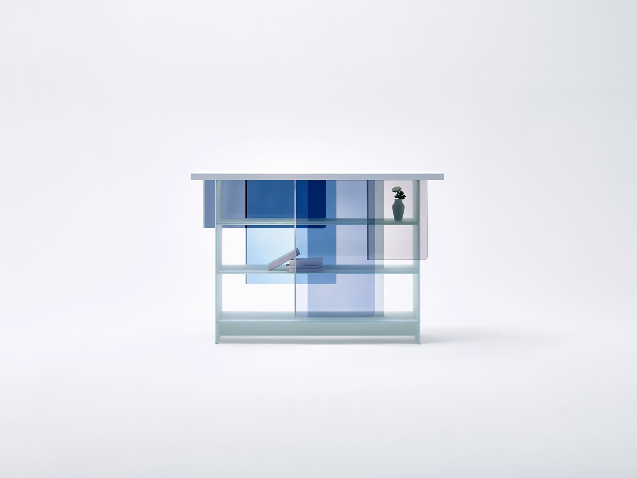 Layers storage, Glas Italia, 2015