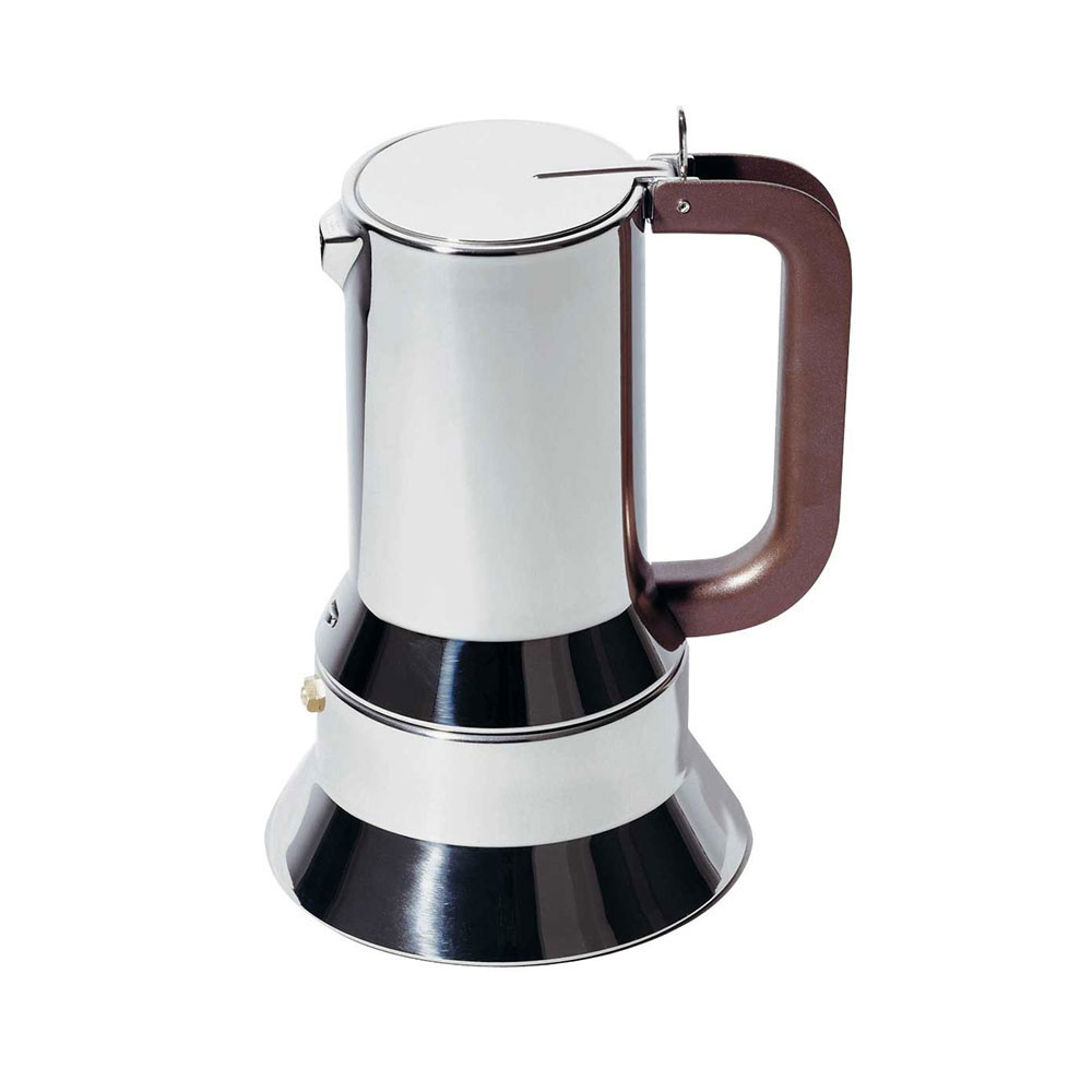 9090/6 coffeepot by alessi