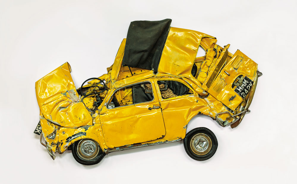 fiat 500 by ron arad