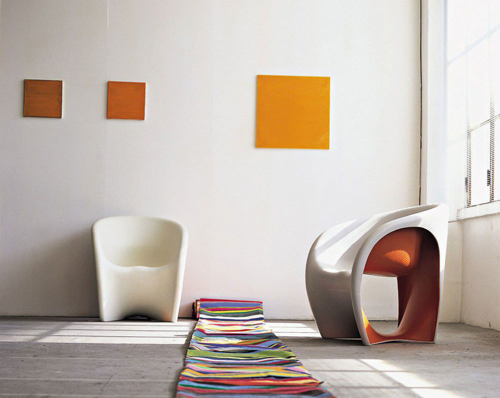 mt3 armchair by ron arad