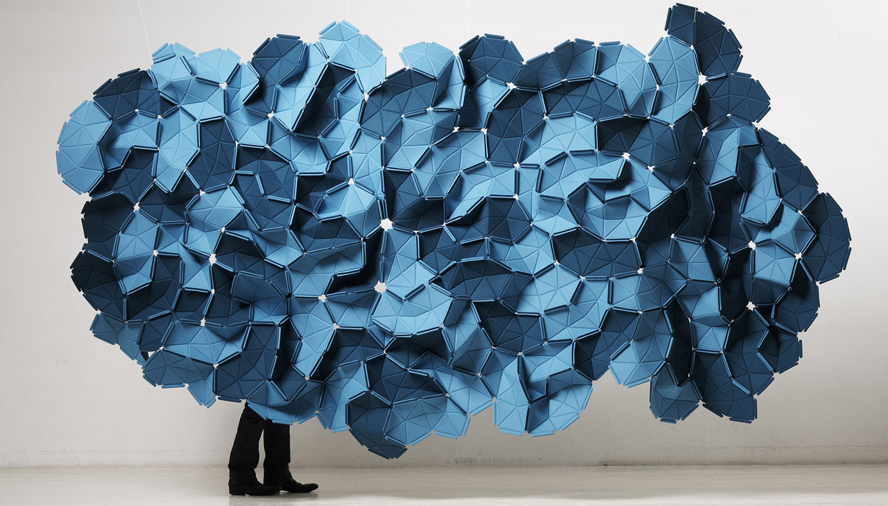 Tessuto decorativo Clouds, Kvadrat, 2008
