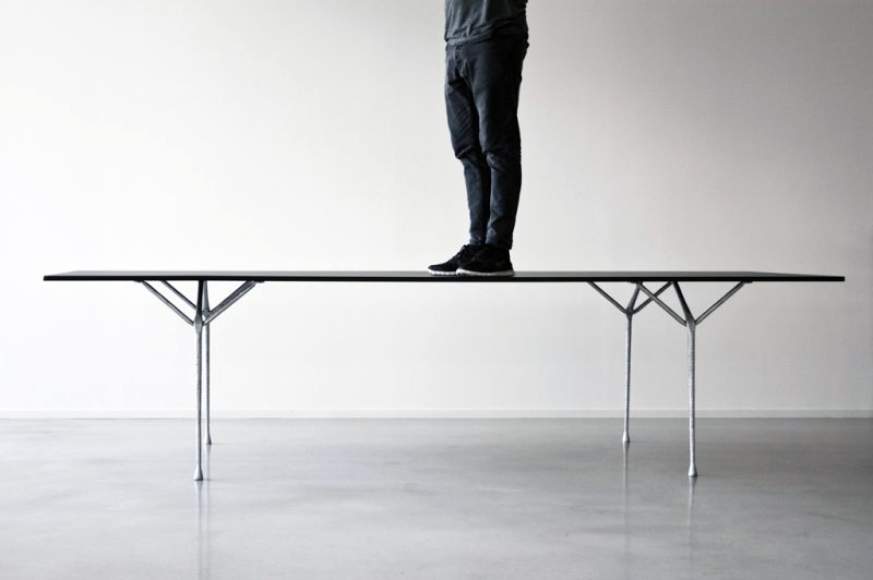 Officina table, Magis, 2014