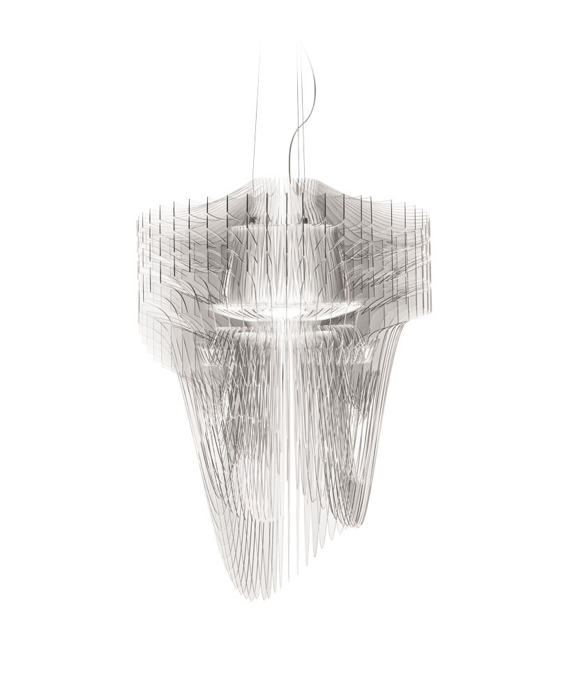 Aria Transparent Lamp, Slamp, 2015
