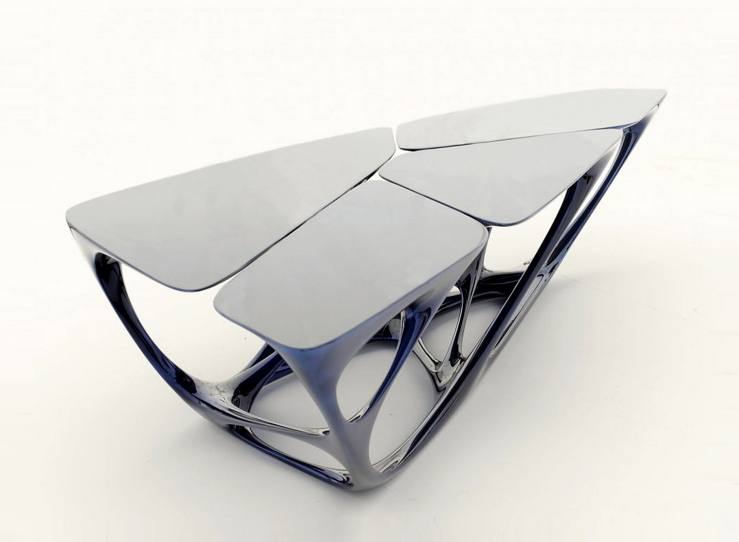 Mesa Table, Vitra, 2007