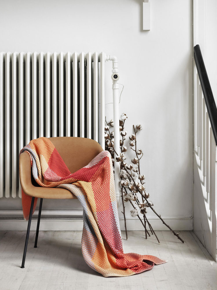 loom throw by muuto
