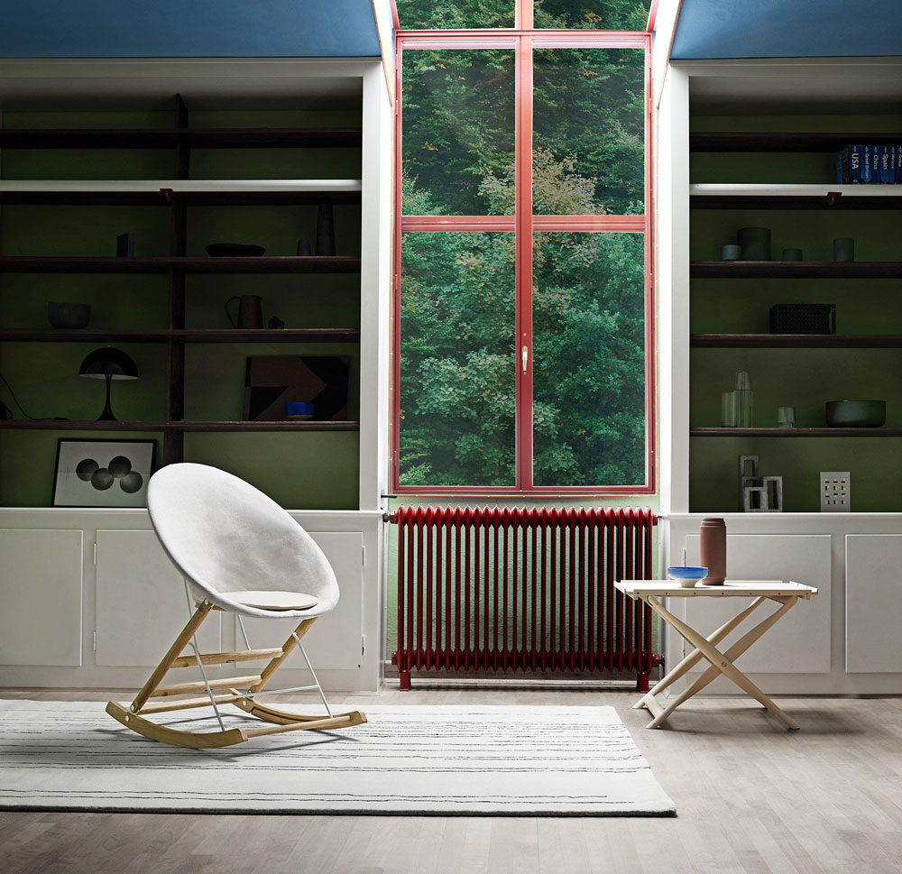 rocking nest by carl hansen & son