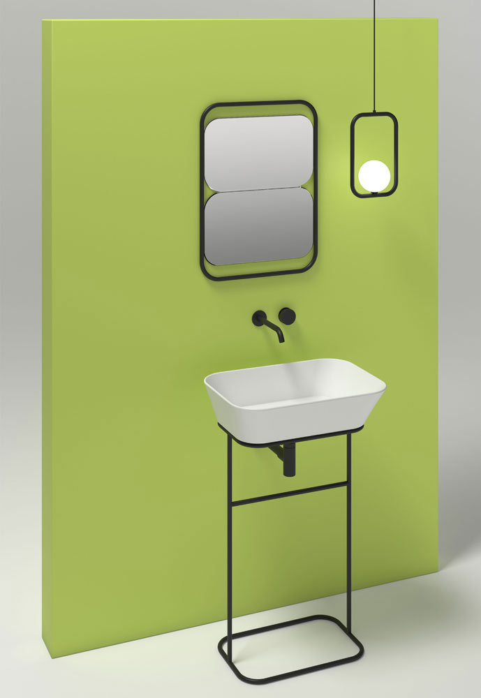 Lavabo consolle 2019