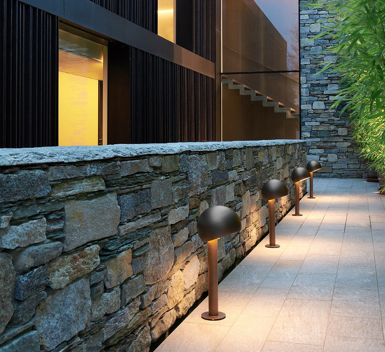 Outdoor lighting 2019