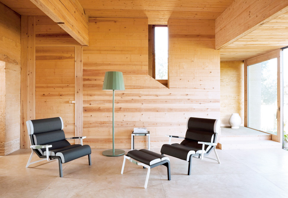 bob armchair by kettal
