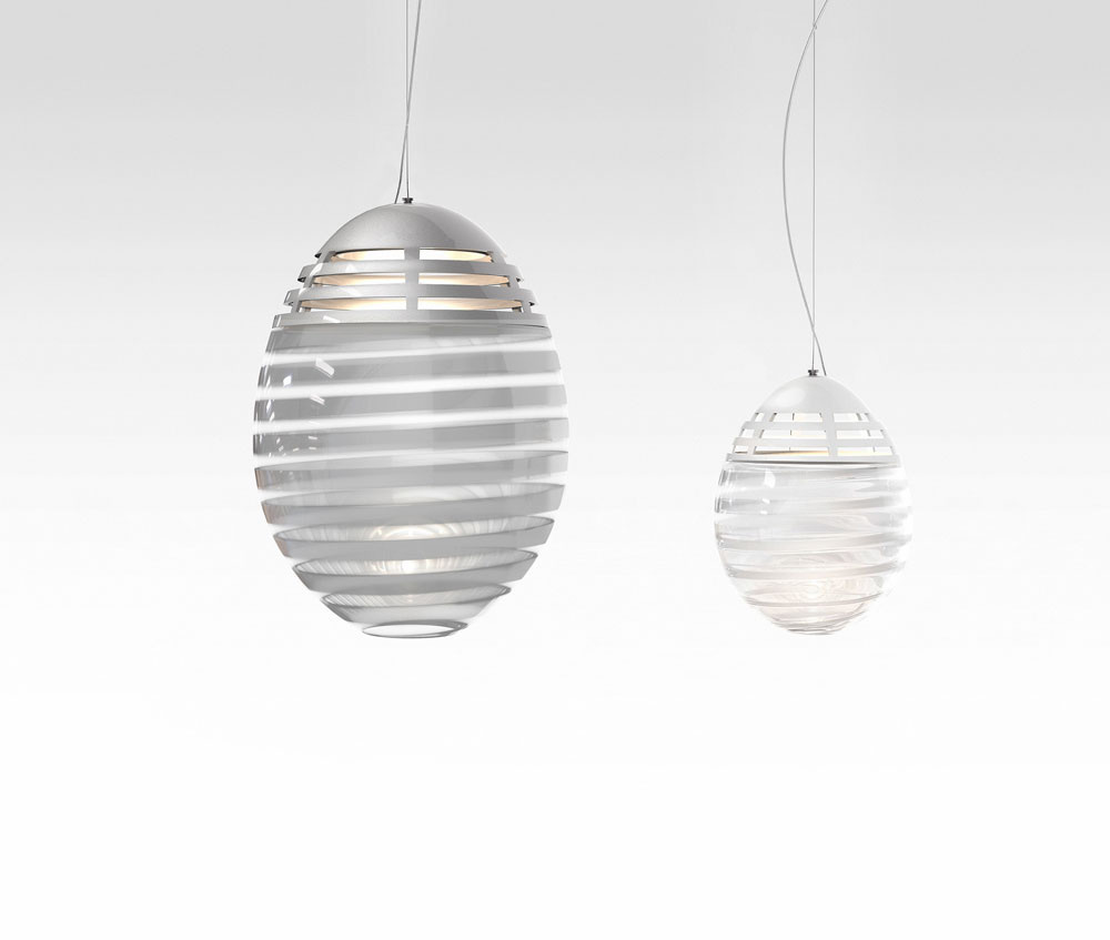incalmo lamp by artemide