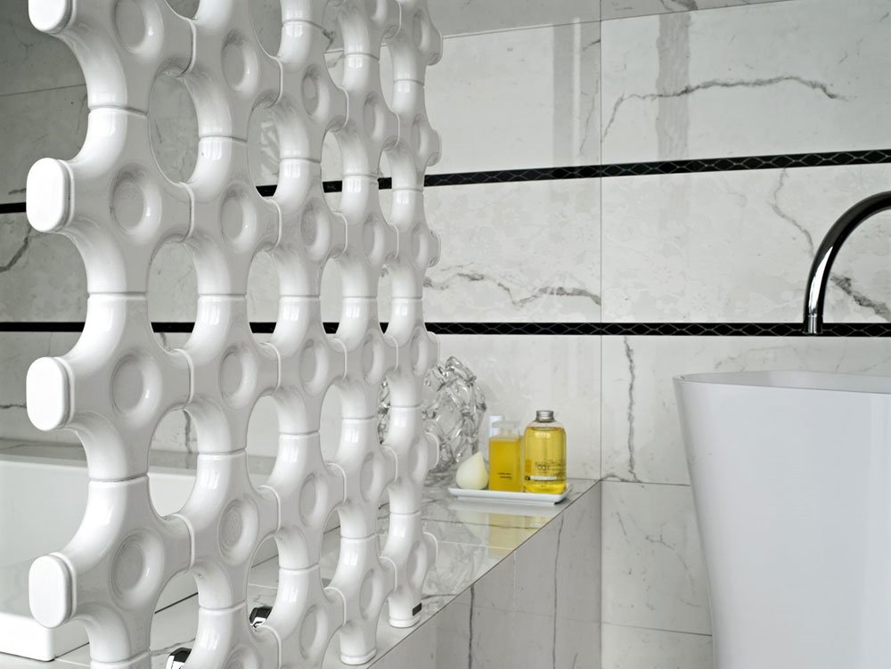 Radiator Add-On, collection Elements, design Satyendra Pakhalé, Tubes