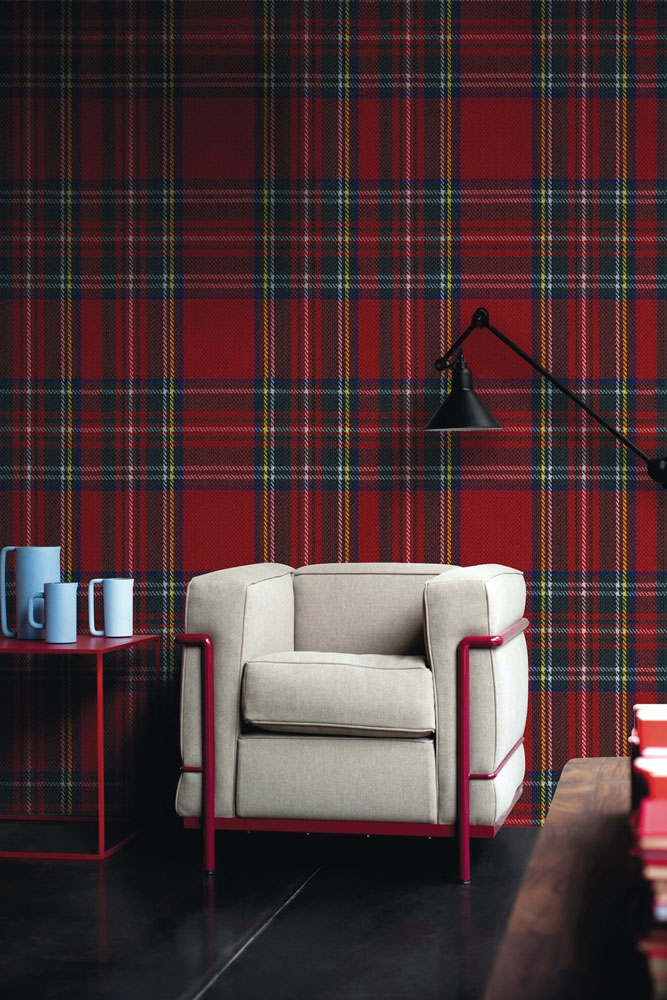 tartan wallpaper by inkiostro bianco